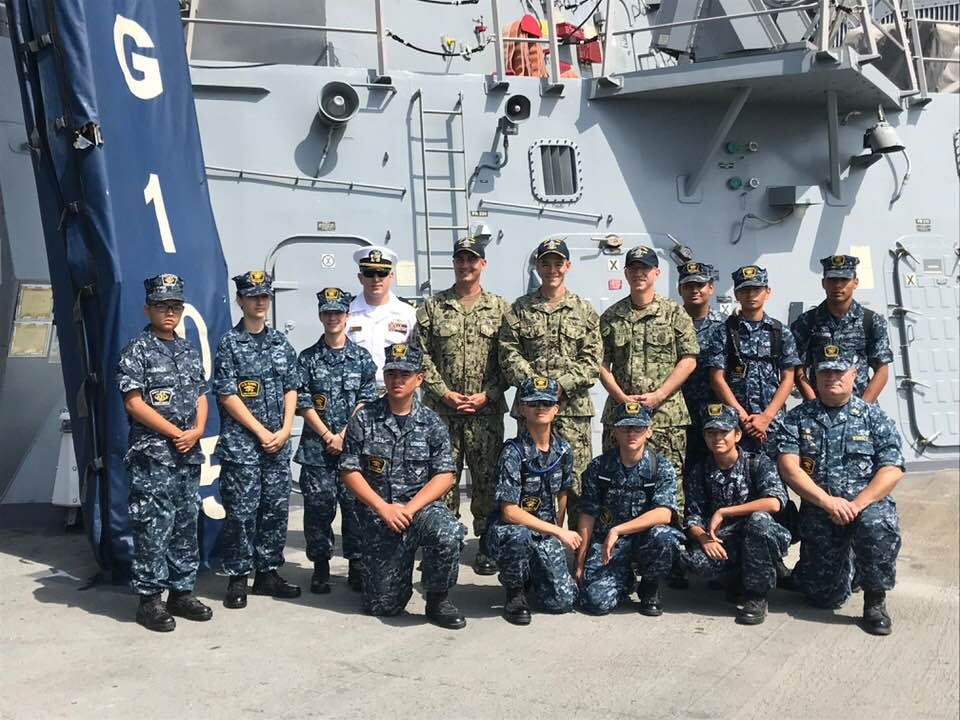 Fleet Week-San Pedro-Port of Los Angeles-01SEP18